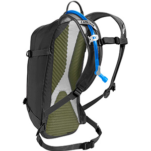 camelbak, air director panel, ventilation, hydration pack, cycling hydration backpack, bike backpack