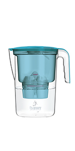 BWT Vida Manual – Jarra filtradora de agua con magnesio 2,6 L Blanco: Amazon.es: Hogar