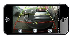 Rfk Wifi Rückfahr Kamera System Mit Smartphone App Kamera