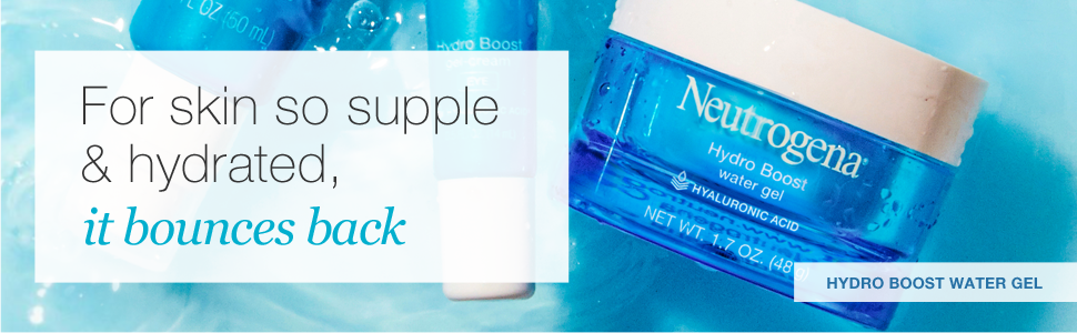 Hydro Boost Water Gel - Skin so Hyrdrated it Bounces Back