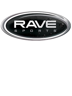 RAVE Sports, logo, water sports, water trampoline, water toys