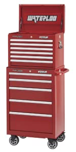 Amazon Com Waterloo 6 Drawer Tool Chest And Rolling