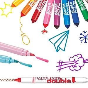 rotuladores colore,rotuladores dibujo,rotuladores escolares,caja rotuladores,rotuladres dibujo