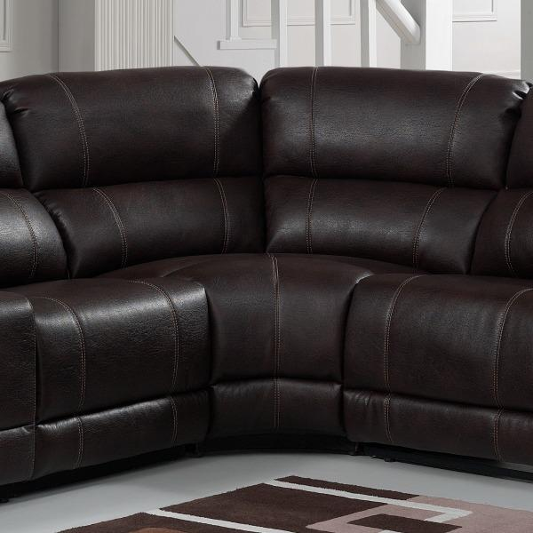 Amazon Com Pulaski Charlotte Reclining Faux Leather