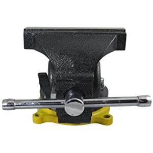 Olympia Tools 38-647 Single Hand Quick Release Vise, 6-Inch