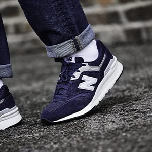 New Balance men's 997H shoes trainers sneakers casual fashion running walking