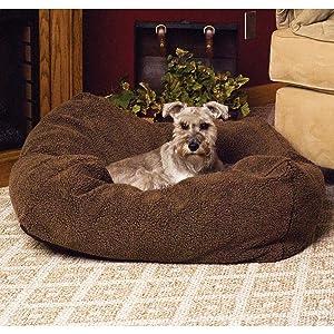 Ortho;foam;memory;arthritis;dysplasia;joint;pain;large;pet;dog;bed;pad;canine;k9;puppy;comfort;plush