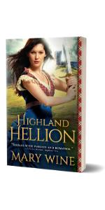Highland Hellion by Mary Wine