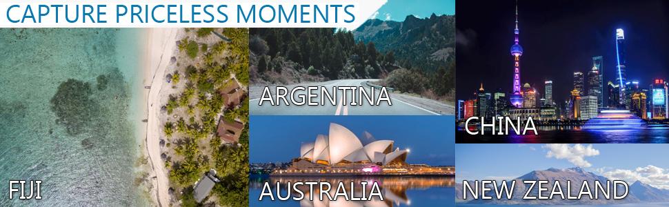 Australia Argentina Fiji china new Zealand Australia