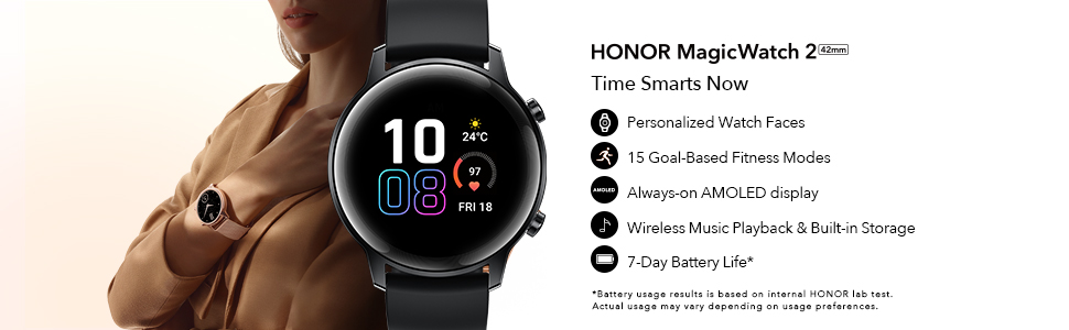 HONOR Magic Watch 2 Always On AMOLED Display 1