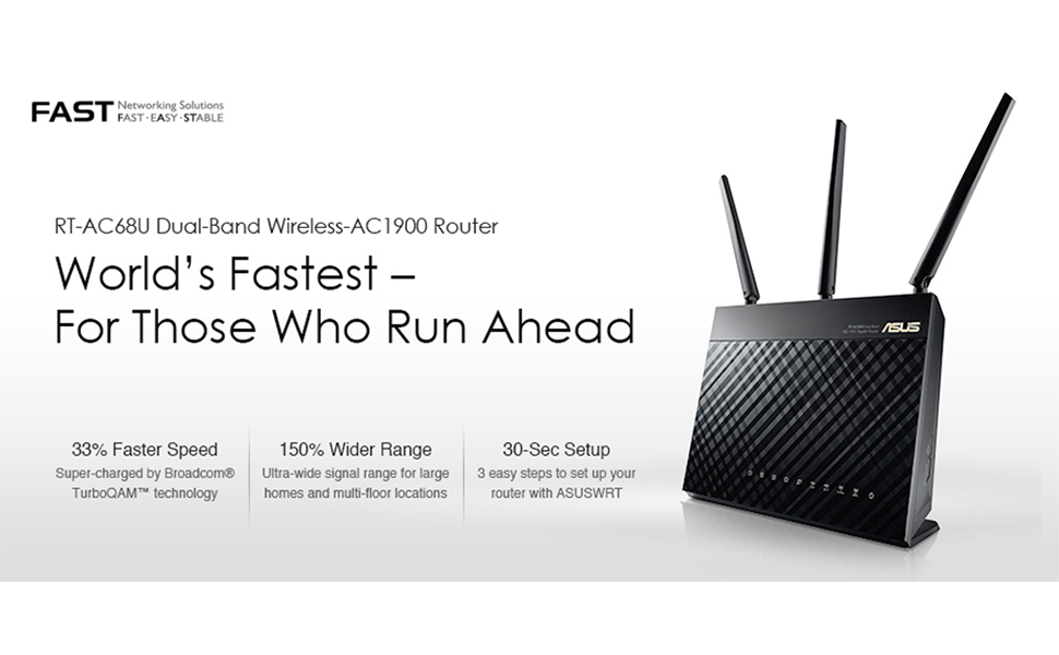 RT-AC68U Router