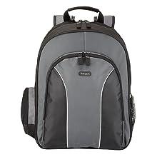 Con un moderno diseño en dos tonos, la mochila Essential Notebook ofrece espacio para guardar el ordenador portátil y los accesorios móviles de uso ...