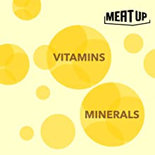 Vitamins & Minerals are fortified to help keep dogs Active and Healthy