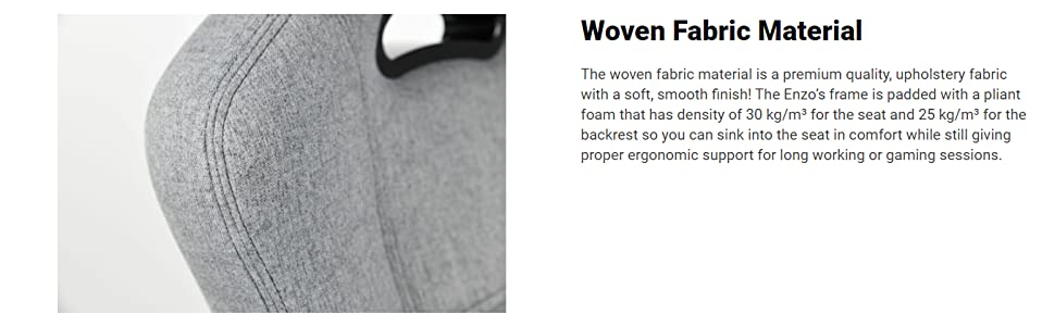 Woven Fabric Material