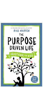 purpose, PDL, Rick Warren, Purpose Driven Life, life, identity, devotional, kids, children