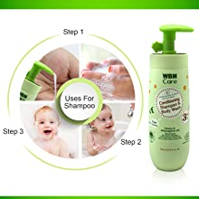 baby conditioning body wash
