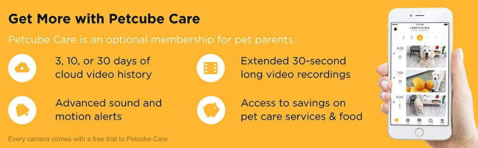 petcube care
