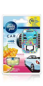 Amazon.es: Ambi Pur Car Torrente Refrescante Recambio para ...