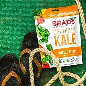 kale cheeze it up