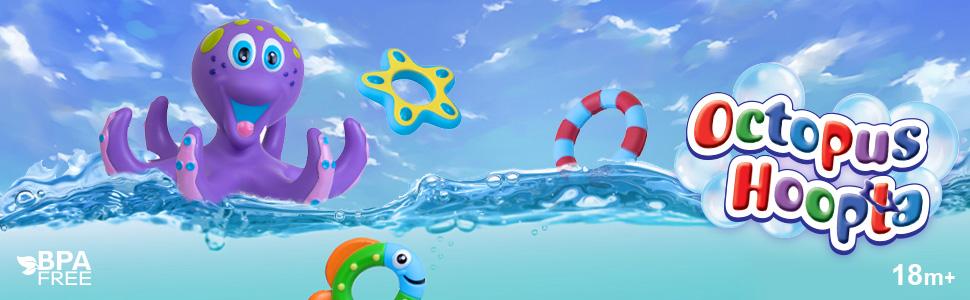 octopus hoopla