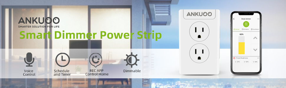 smart dimmer plug