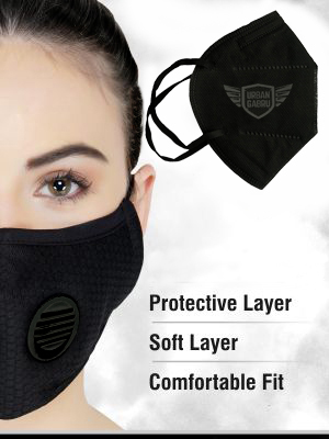 ANTI-POLLUTION MASK SAVES YOU & YOUR FAMILY FROM EVERYDAY POLLUTION