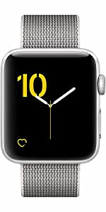 Apple watch, watch 2, series 2, series II,nylon, 38mm, 42mm, smart watch, activity, heart rate,