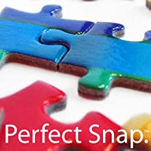 perfect snap puzzle piece fit