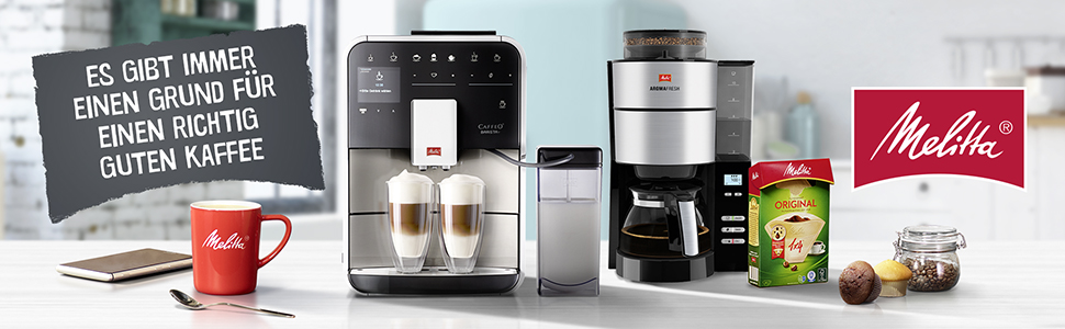 melitta caffeo varianza csp f570 101 kaffeevollautomat mit milchbeh lter one touch. Black Bedroom Furniture Sets. Home Design Ideas