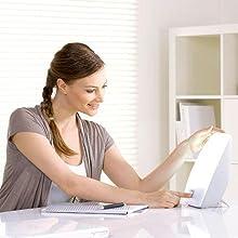 Ideal für den Schreibtisch
