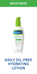 Daily Oil-free Hydrating Lotion