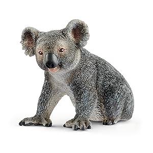 koala, koala bear, schleich koala, schleich koala bear figurine, schleich animals, animal figurines