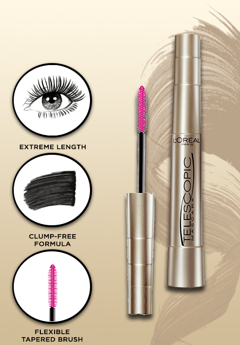 loreal paris telescopic mascara
