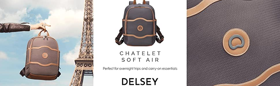 delsey paris luggage chatelet soft banner
