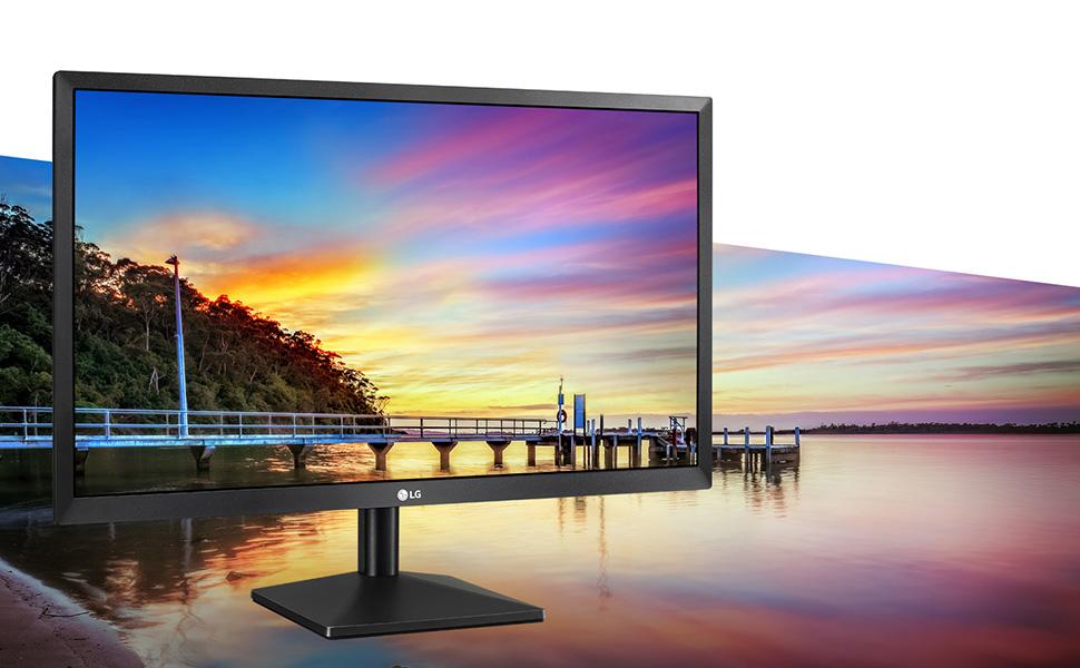 LG gaming monitor