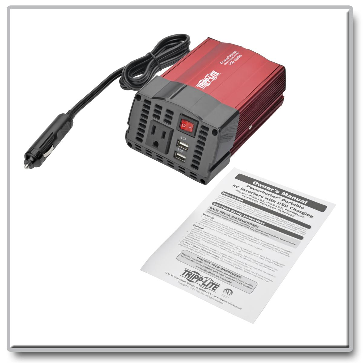 Convert Car Battery Into Power Outlet