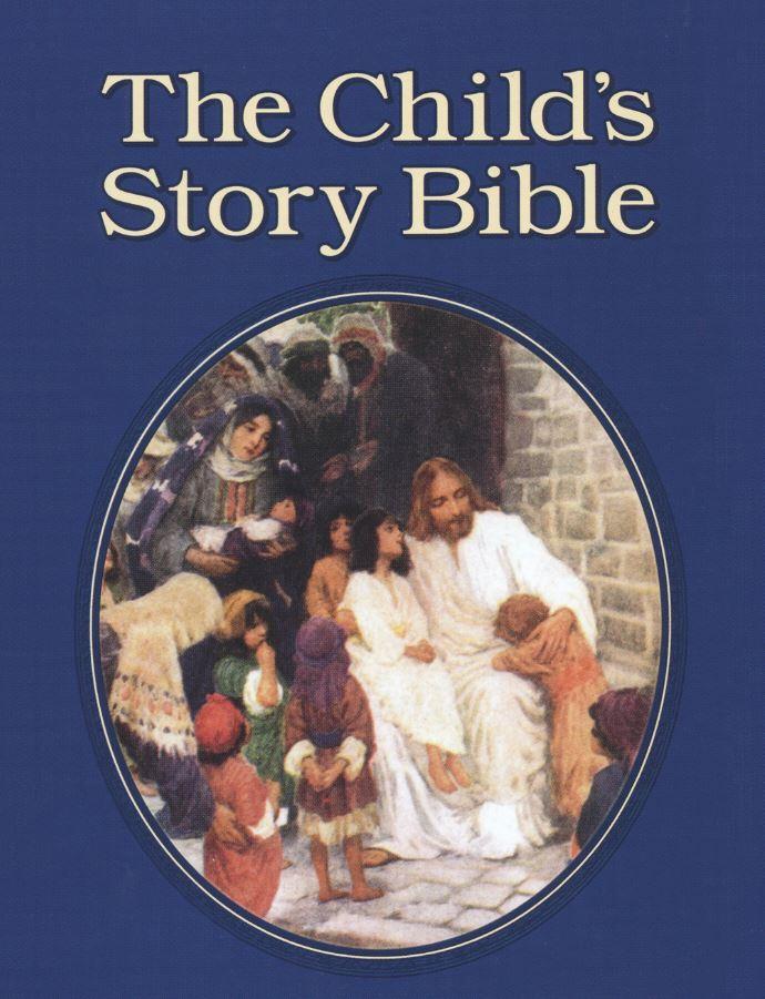 Amazon com: The Child's Story Bible (9780802850119): Catherine F