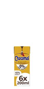Chocomel 0% Suiker 5 x (6 x 200 ml) Multi-pack