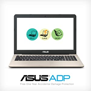 ASUS F556UA-AB54 15.6-inch Full HD Laptop