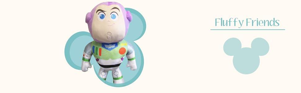 Buzz Lightyear Plushie