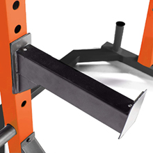 CAP Barbell Deluxe Power Rack Safety Catches