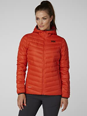 3dac90f9a Helly Hansen Women's Verglas Hooded Down Insulator Down Jacket