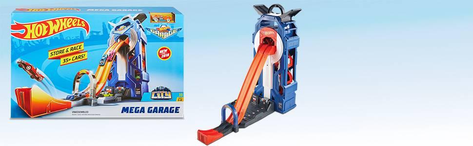 ¡Una imponente torre de aparcamiento!