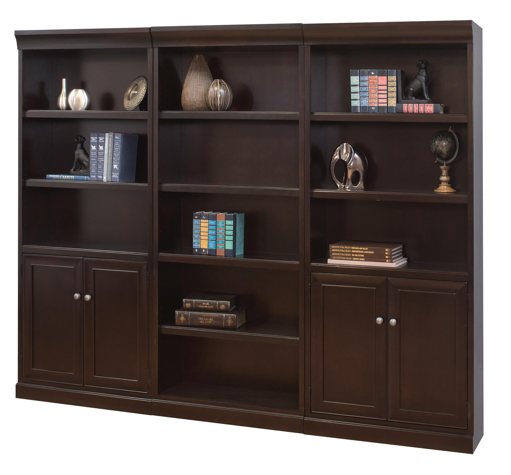 of home today contemporary product divider on garden free shipping furniture espresso display cabinet double yodell wheels bookcases overstock sided bookshelf room bookcase america