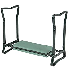 Amazoncom Best Choice Products Foldable Garden Kneeler and Seat