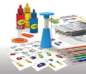 Crayola Silly Scents Marker Maker - Package Contents