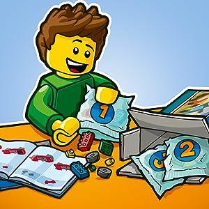 LEGO, City, toy