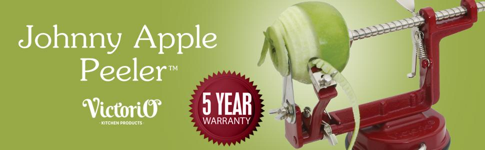 johnny apple peeler vkp1010