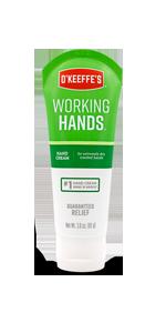 Working Hands Hand Cream Tube