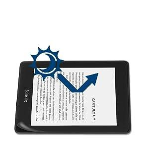 Película Kindle Paperwhite à Prova D'água anti-reflexo